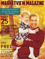 Market View Magazine - Issue #3 (Fall 2016)