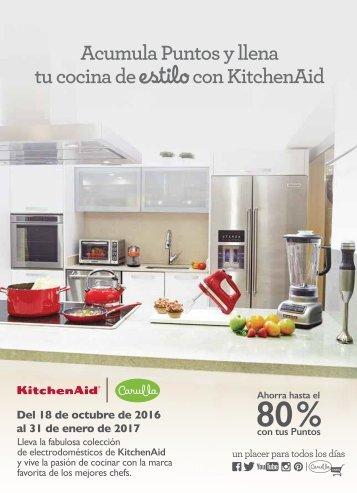 Cartilla KitchenAid