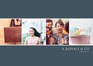 Royale Company Profile