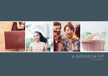 Royale Company Profile- Print