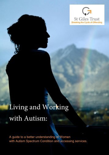 Living and Working with Autism