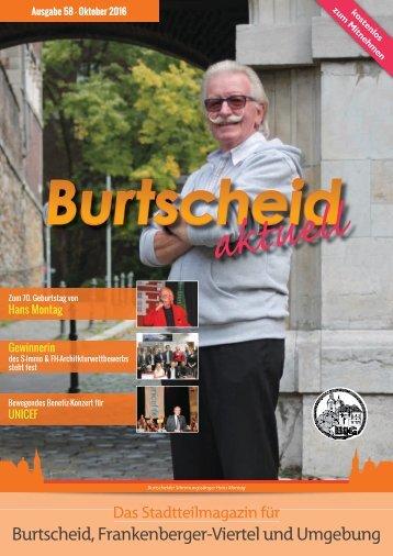 WEB - Burtscheid aktuell Oktober 2016 - Nr 58