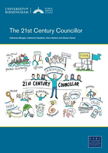 The 21st Century Councillor