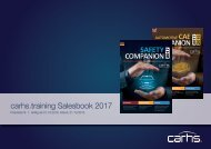 carhs.training Salesbook 2017