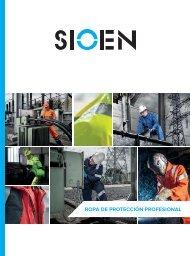 Sioen Ropa de protección profesional - Spanish