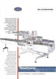 GEI Autowrapper flowtronic 120