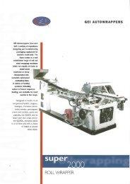 GEI Autowrapper Super 2000