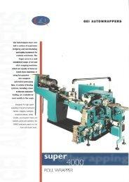 GEI Autowrapper Super 4000
