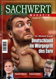 Sachwert Magazin e-Paper Ausgabe 48