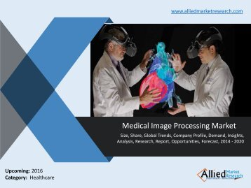 Medical Image Processing Market