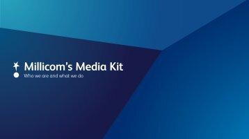 Millicom's Media Kit