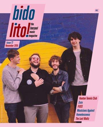 Issue 72 / November 2016