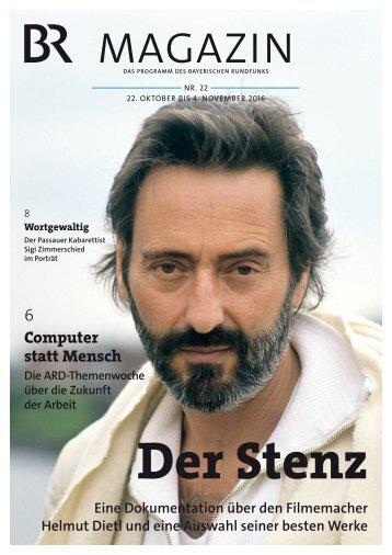 BR-Magazin 22/2016