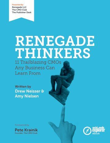 RENEGADE THINKERS