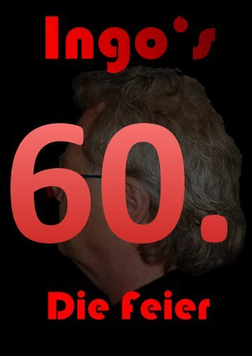 60die Feier