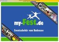 Flyer My-Fest.de