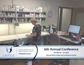 6th Annual Conference