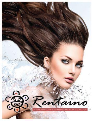 Catalogo de Productos para la Industria de Belleza - Rentaino