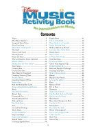 Disney Music Activity Book - An Introduction to Music - Page 2