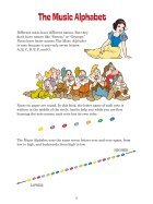 Disney Music Activity Book - An Introduction to Music - Page 3