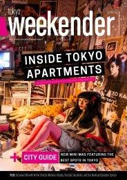 Tokyo Weekender October 2016