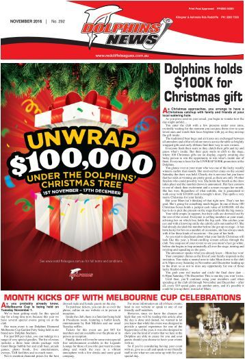Dolphins Digital News November 2016