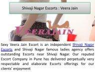 Shivaji Nagar Escorts