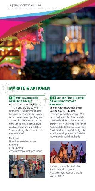 Märkte & Aktionen