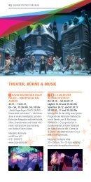 Theater Bühnen & Musik