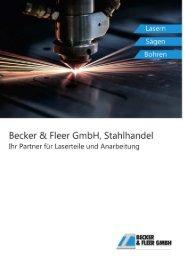 Becker&Fleer produktkatalog
