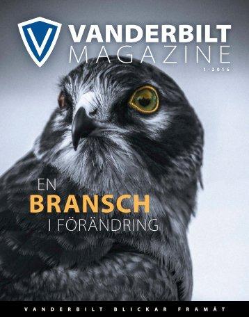 Vanderbilt Magazine 1 · 2016