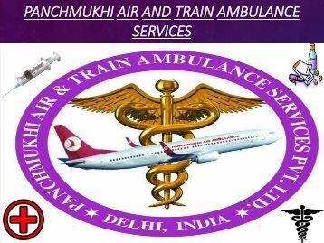 Panchmukhi air and train ambulance services Agartala Jaipur