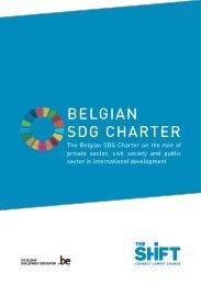BELGIAN SDG CHARTER