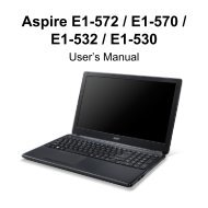 KB.I140A.150 Acer Keyboard FRENCH
