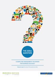 THE £60bn QUESTION