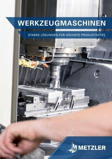 Werkzeugmaschinen Metzler