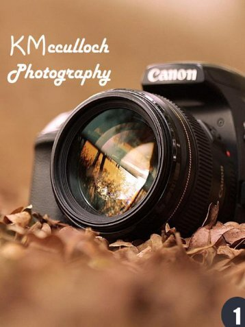 Photography booklet