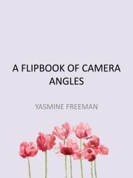 A FLIPBOOK OF CAMERA ANGLES 2 pdf