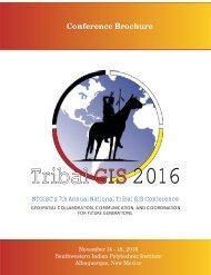Tribal GIS 2016