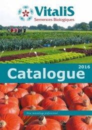 Vitalis Catalogue France 2016
