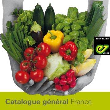 Catalogue General France 2015