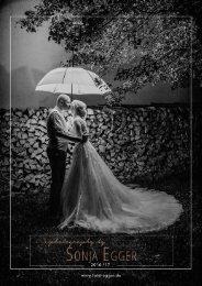 Wedding Preisliste 2016-17