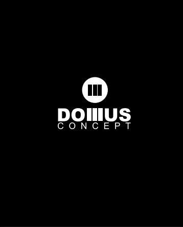 Domus Concept Book