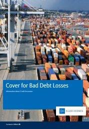 Cover for Bad Debt Losses - Euler Hermes Kreditversicherungs-AG