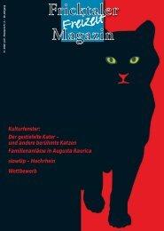 Der gestiefelte Kater – und andere berühmte Katzen - Fricktal24.ch