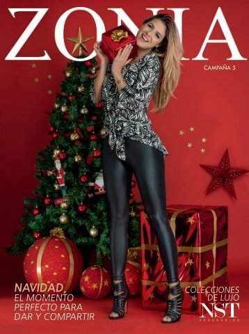 CATALOGO ZONIA 5