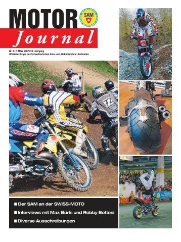SAM Motor Journal 07/03