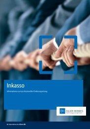 Inkasso - Euler Hermes Kreditversicherungs-AG