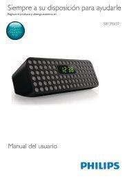 Philips Wireless speaker - User manual - CES