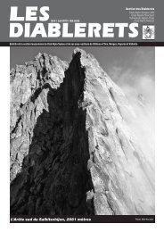 fiduciaire schick sa - Club Alpin Suisse - Section des Diablerets